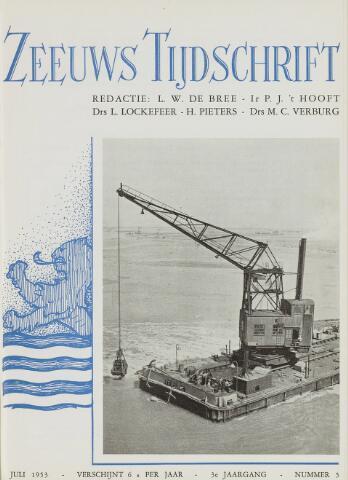 Zeeuws Tijdschrift 1953-07-01