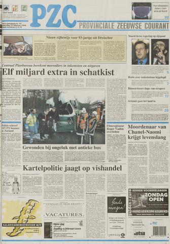 Provinciale Zeeuwse Courant 2000-02-12