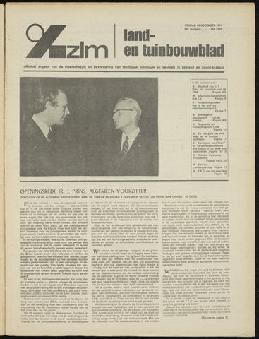 Zeeuwsch landbouwblad ... ZLM land- en tuinbouwblad 1971-12-10