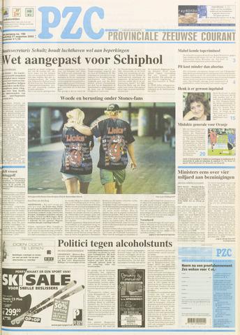 Provinciale Zeeuwse Courant 2003-08-21