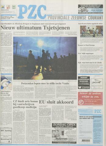 Provinciale Zeeuwse Courant 2002-10-26