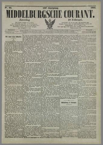Middelburgsche Courant 1893-02-18