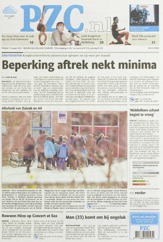 Provinciale Zeeuwse Courant 2010-03-19