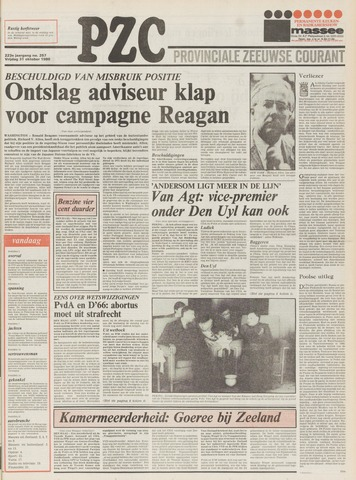 Provinciale Zeeuwse Courant 1980-10-31