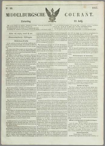 Middelburgsche Courant 1857-07-18