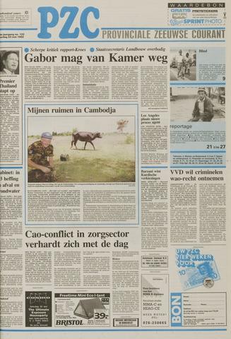 Provinciale Zeeuwse Courant 1992-05-23