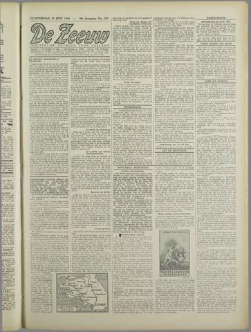 De Zeeuw. Christelijk-historisch nieuwsblad voor Zeeland 1944-06-22