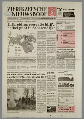 Zierikzeesche Nieuwsbode 1996-02-01
