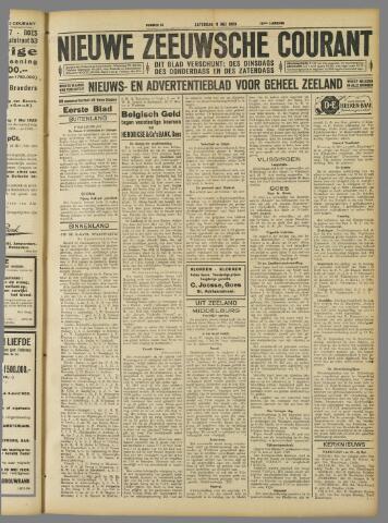 Nieuwe Zeeuwsche Courant 1929-05-11