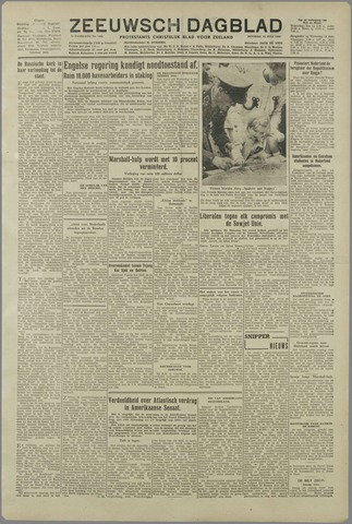 Zeeuwsch Dagblad 1949-07-12