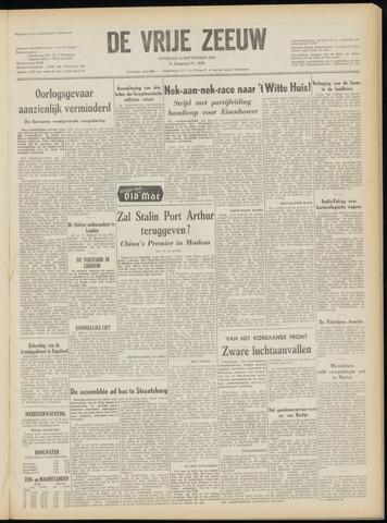 de Vrije Zeeuw 1952-09-16