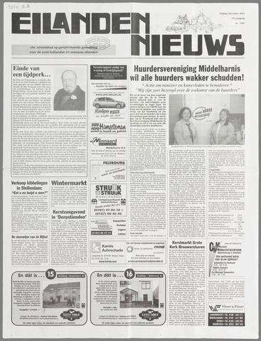 Eilanden-nieuws. Christelijk streekblad op gereformeerde grondslag 2004-12-03