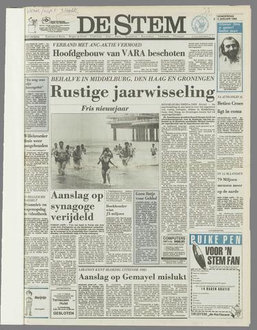 de Stem 1986