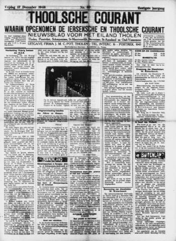 Ierseksche en Thoolsche Courant 1943-12-17