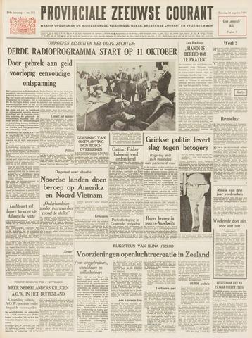 Provinciale Zeeuwse Courant 1965-08-21