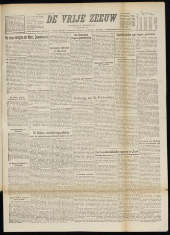 de Vrije Zeeuw 1948-12-02