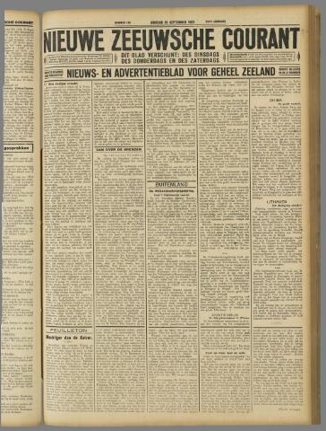 Nieuwe Zeeuwsche Courant 1927-09-13