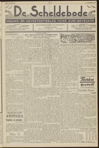 Scheldebode 1960-01-30