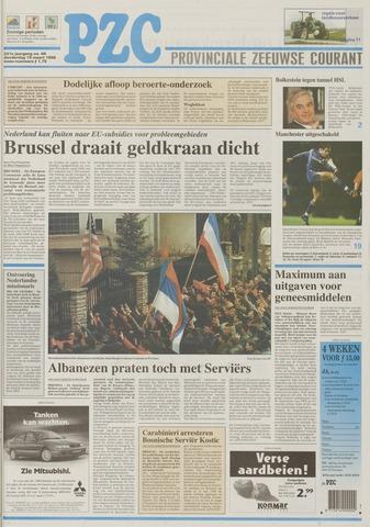 Provinciale Zeeuwse Courant 1998-03-19