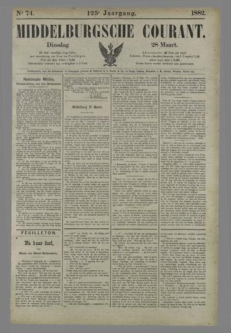 Middelburgsche Courant 1882-03-28