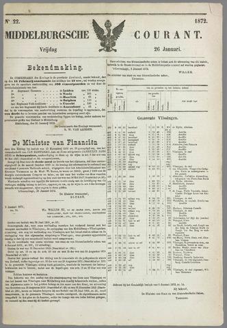 Middelburgsche Courant 1872-01-26