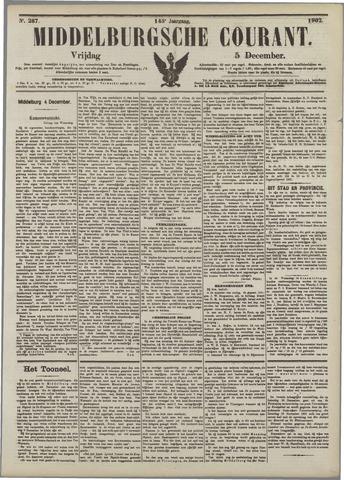 Middelburgsche Courant 1902-12-05