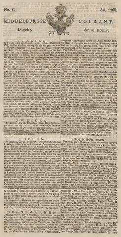 Middelburgsche Courant 1768-01-19