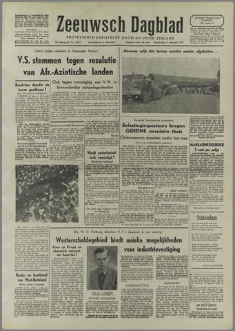 Zeeuwsch Dagblad 1957-02-07