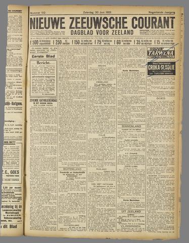 Nieuwe Zeeuwsche Courant 1923-06-30