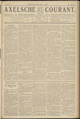 Axelsche Courant 1933-05-30