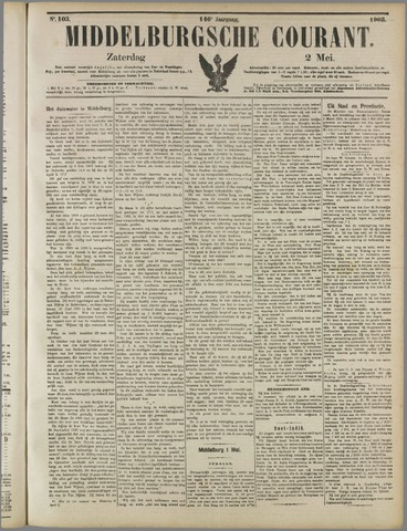 Middelburgsche Courant 1903-05-02