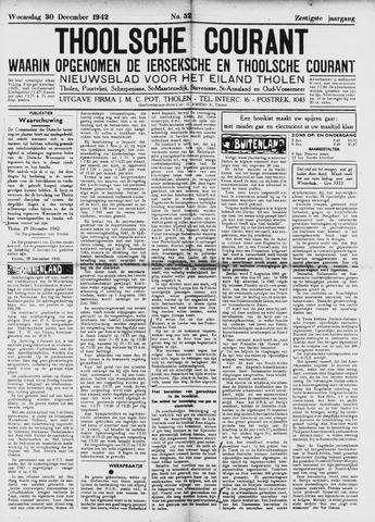 Ierseksche en Thoolsche Courant 1942-12-30