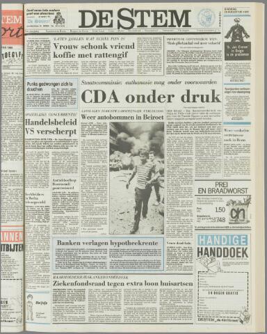 de Stem 1985-08-20