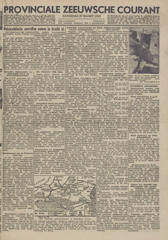 Provinciale Zeeuwse Courant 1943-03-27
