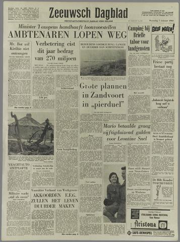 Zeeuwsch Dagblad 1962-02-07