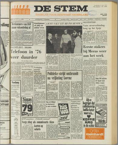 de Stem 1975-03-06
