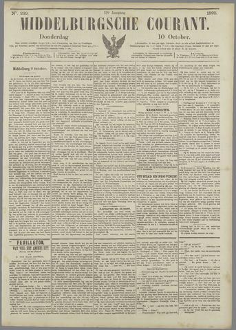 Middelburgsche Courant 1895-10-10