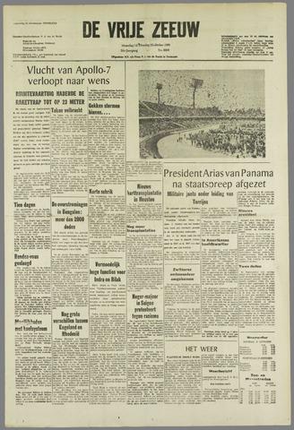 de Vrije Zeeuw 1968-10-14