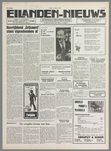 Eilanden-nieuws. Christelijk streekblad op gereformeerde grondslag 1976-12-24
