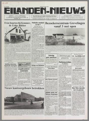 Eilanden-nieuws. Christelijk streekblad op gereformeerde grondslag 1989-04-25