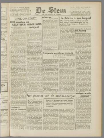 de Stem 1945-11-16