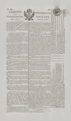 Middelburgsche Courant 1811-03-14