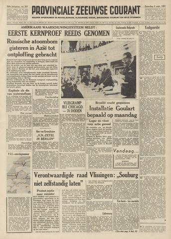 Provinciale Zeeuwse Courant 1961-09-02