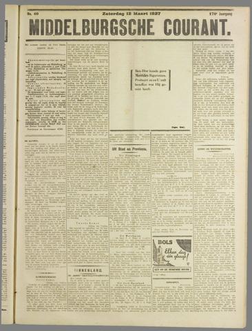 Middelburgsche Courant 1927-03-12