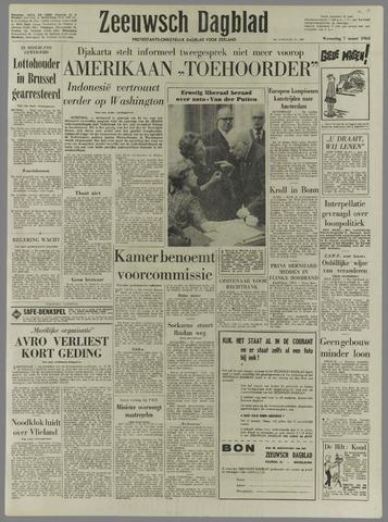Zeeuwsch Dagblad 1962-03-07