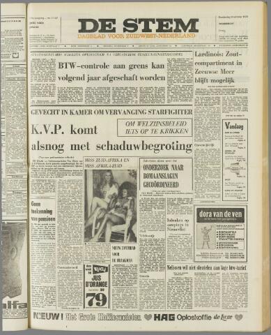 de Stem 1972-10-19