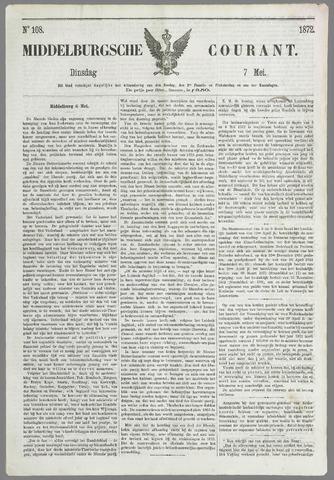 Middelburgsche Courant 1872-05-07