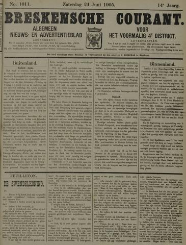 Breskensche Courant 1905-06-24