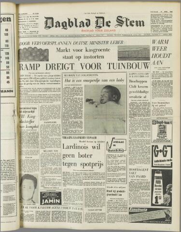 de Stem 1968-04-19
