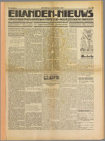 Eilanden-nieuws. Christelijk streekblad op gereformeerde grondslag 1935